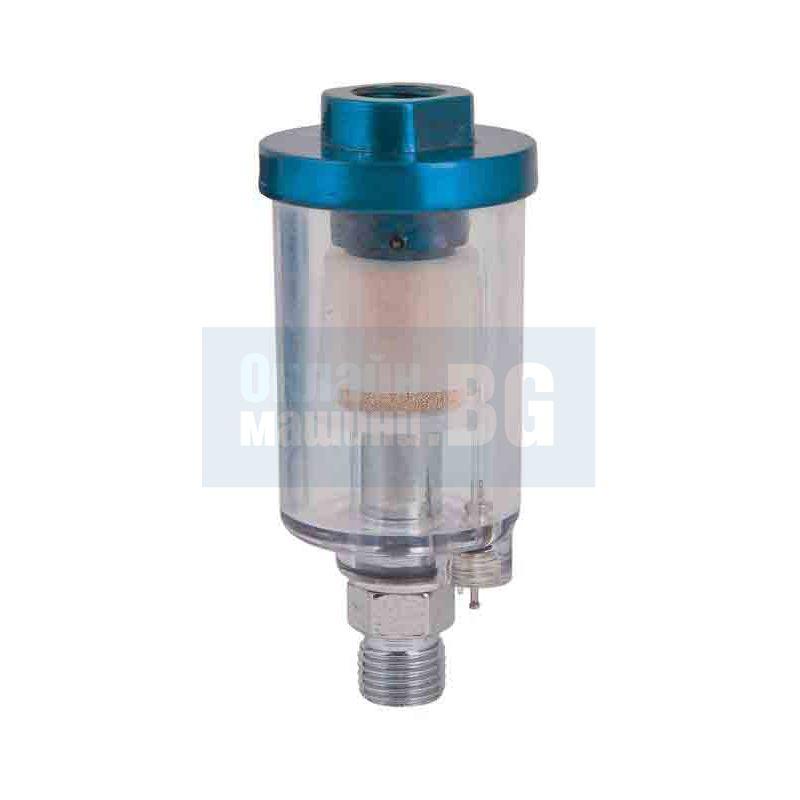 Влагоуловител за пневмaтична система 1/4M&F RAIDER RD-AF01