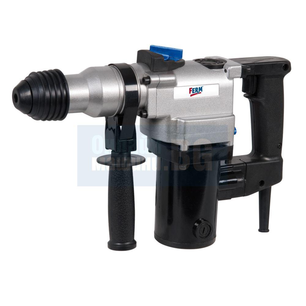 Къртач ръчен електрически FERM HDM1023 /850W/