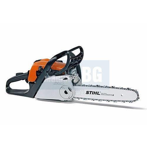 Трион верижен бензинов Stihl MS 211 / 1.7kW , 35 cm /