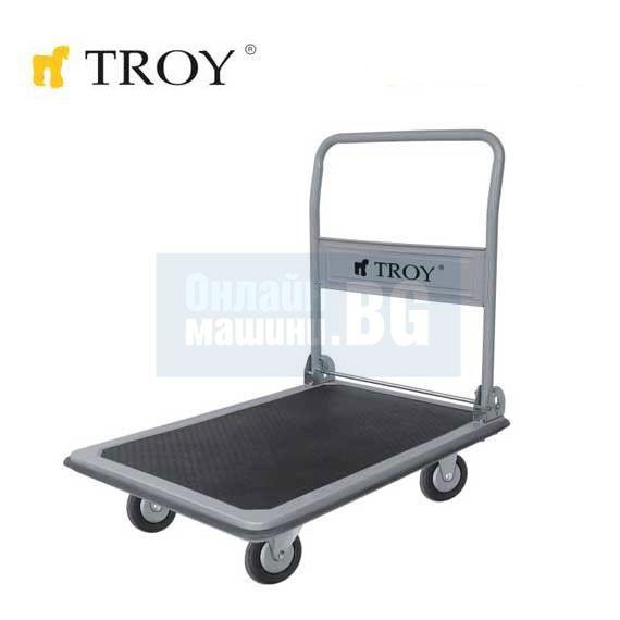 Сгъваема транспортна количка TROY T 90003 / 300 кг. /