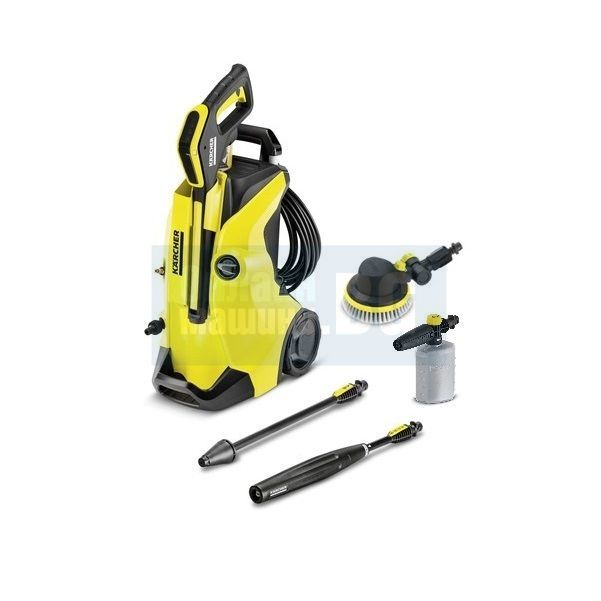 karcher k 4 full control car 130 bar. Black Bedroom Furniture Sets. Home Design Ideas