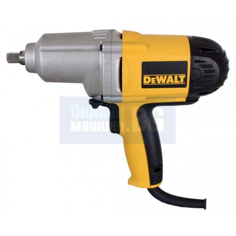 Ударен електрически гайковерт DeWALT DW292 / 710 W , 440 Nm / - Цена - Продажба