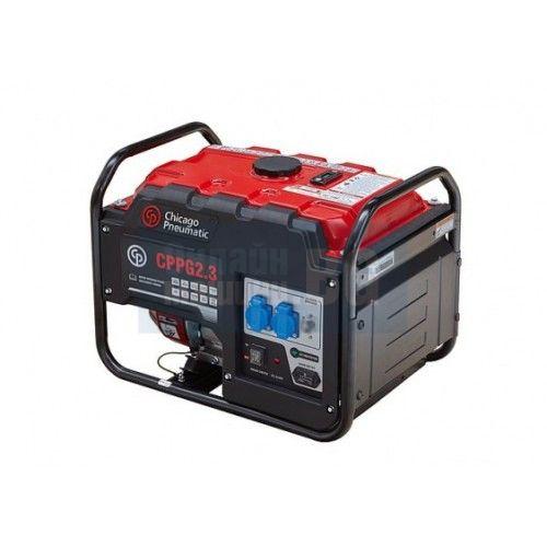 Преносим генератор Chicago Pneumatic CPPG 2.3 / 2,3kW, 230 V