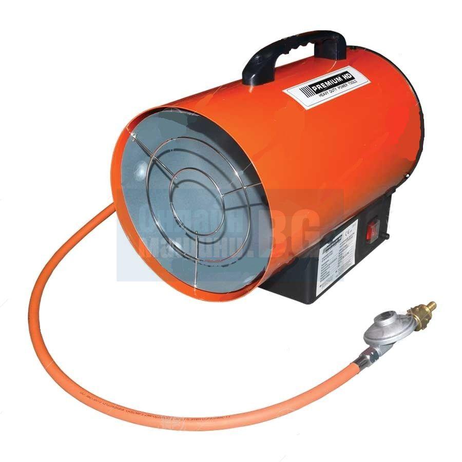 Газов калорифер RTR Premium 0503GH15KW / 15 kW /