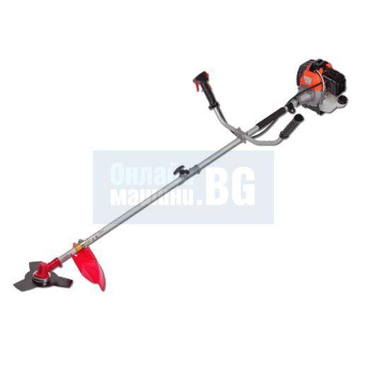 Бензинова коса RAIDER RD-GBC07 / 1250W / с нож и корда