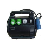 Високочестотен вибратор за бетон/конвертор LAE HF /1KW, 220V, pvc/