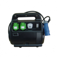 Високочестотен вибратор за бетон/КОНВЕРТОР LAE HF /1.5KW, 220V, метална шейна/