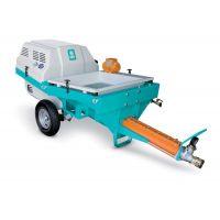 Машина за мазилка за употреба от кота IMER STEP 120A, 400 V, 7.5 kW