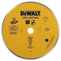 Диск диамантен за мокро рязане на керамика DeWALT DT3733 /250/25.4мм./