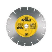 Диск диамантен за сухо рязане на тухли и керемиди DeWALT DT3711 /125/22.2мм./