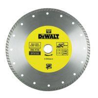 Диск диамантен за сухо рязане на бетонови изделия, керемиди, мрамори DeWALT DT3712 /125/22.2мм./