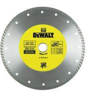 Диск диамантен за сухо рязане на бетонови изделия, керемиди, мрамори DeWALT DT3702 /115/22.2 мм./