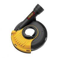 Предпазител с прахоуловител за ф115мм-ф125мм DeWALT DWE46150 /прахов протектор за новата серия малки ъглошлайфи DWE4050 и DWE4051/