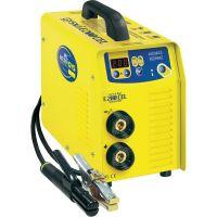 Инверторен електрожен GYS Gysmi E200 CEL /230V+/-15%, 5- 200A(TIG), 5-200A(MMA)/