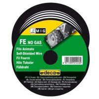 Тел заваръчна за телоподаващо устройство DECA /0.9 мм., и за безгазово заваряване/
