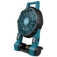 Вентилатор акумулаторен настолен Makita BCF201Z /18V/