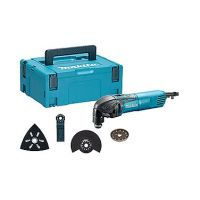 Мултишлайф машина Makita TM3000CX1J /320 W, 6000-20000 мин-1/