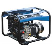 Бензинов монофазен електрогенератор SDMO PERFORM 4500 /4.20Kw, ръчен старт/
