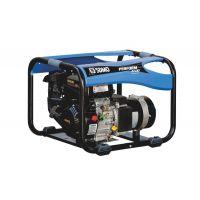 Бензинов монофазен електрогенератор SDMO PERFORM 6500 /6.50Kw, ръчен старт/