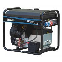 Бензинов трифазен електрогенератор SDMO TECHNIC 15000TE AVR C /11Kw/