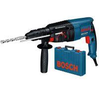 Перфоратор SDS plus Bosch GBH 2-26 DFR /800 W, 4-26 mm, куфар, бързозатягащ патронник/