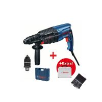 Перфоратор SDS plus Bosch GBH 2-26 DFR /800 W, 4-26 mm, куфар, бързозатягащ патронник/