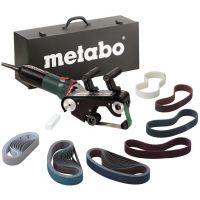 Шлайф за тръби Metabo RBE 9-60 SET / 900 W , 533x30 mm , комплект /