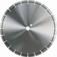 Диамантен диск за пресен бетон и пресен бетон с метални фибри Bavaria Tools FB-3.1/10/B-350254 за моторни фугорези /24 сегмента/