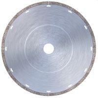 Диамантен диск за плочки, керамика, тънък гранит, мраморни плочи и каменина Bavaria Tools SPE-300254 за настолни машини /изкл. тънък/