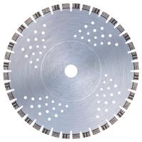 Диамантен диск за гранит, твърд клинкер, твърди камъни, естествени и изкуствени камъни и общи строителни материали Bavaria Tools /за настолни машини, Ø 300 мм/