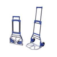 Транспортна количка DJTR 50 AL/ST /50 кг. товаримост, стоманена рамка/