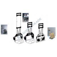 Транспортна количка сгъваема DJTR 55 AL /55 кг. товаримост, олекотена рамка/