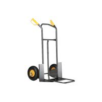Транспортна количка DJTR 946 ST /200 кг. товаримост, чупещи колела/