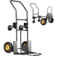 Транспортна количка/вагонетка DJTR 950 ST /200 кг. товаримост, превръща се във вагонетка/