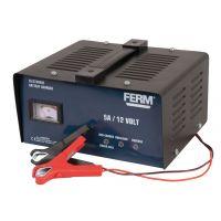 Зарядно за акумулатор FERM BCM1018 /12 V, 5A/