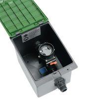 Защитна кутия за воден клапан GARDENA V1 /1 клапан 9 V или 24 V/