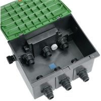 Защитна кутия за воден клапан GARDENA V3 /за монтаж на 3 клапана/