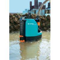 Потопяема дренажна помпа за мръсна вода GARDENA Comfort 8500 aquasensor / 380 W , воден стълб 6 м /