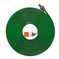 Дъждовален разпръскващ маркуч GARDENA /зелен, 7,5 метра/