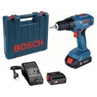 Акумулаторен професионален винтоверт Bosch GSR 1800 Li-2 /18V, 1.5Ah, 34Nm/