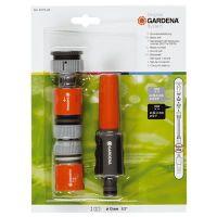 Системен комплект връзки за напителни с-ми GARDENA /пълен стартов комплект/