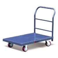 Ръчна тежкотоварна платформена стоманена количка APEX ZF3672 /450 кг./