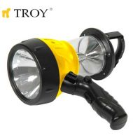 Акумулаторен ръчен фенер - къмпинг лампа TROY T 28047 /4V, 3Ah/