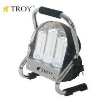 Енергоспестяващ удароустойчив прожектор TROY T 28000 / 24W-36W-60W /