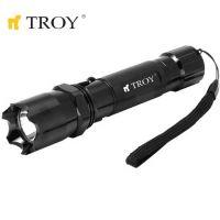 Акумулаторен фенер TROY T 28096 / WLED лампа /