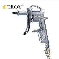 Пневматичен пистолет за въздух с къс накрайник TROY T 18601 / 5 бара /