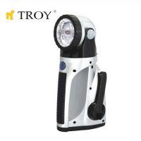 Фенер с динамо TROY T 28050 / 4,8V Ni-MH батерия /