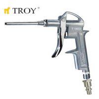 Пневматичен пистолет за въздух с дълъг накрайник TROY T 18603 / 5 бара, 1/4''(N)PT /