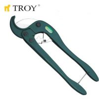 Ножица за PVC тръби TROY T 27063 / 63 милиметра /