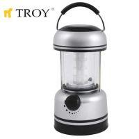 Лампа с батерии TROY T 28038 / 12бр. светодиода /